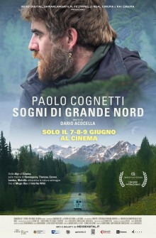 Paolo Cognetti. Sogni di Grande Nord (2021) Poster
