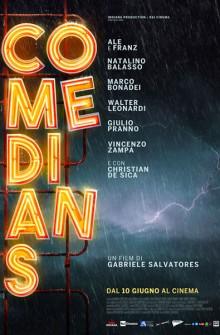 Comedians (2021) Poster