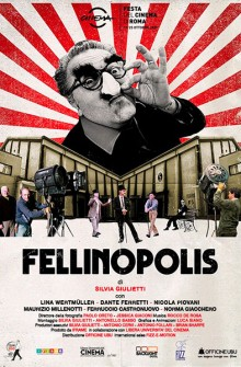 Fellinopolis (2021) Poster