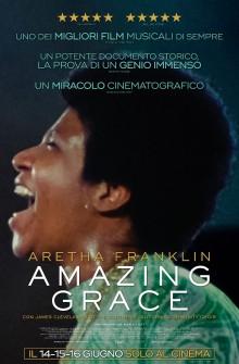 Amazing Grace (2018) Poster