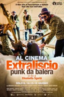 Extraliscio - Punk da balera (2021) Poster
