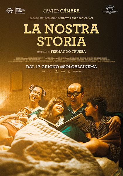La nostra storia (2020) Poster