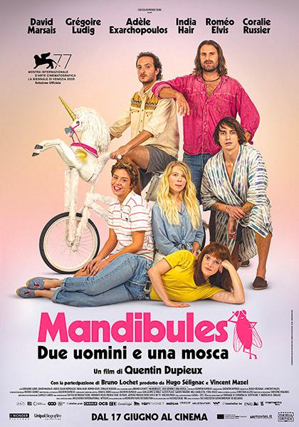 Mandibules - Due uomini e una mosca (2020) Poster