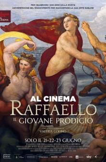 Raffaello. Il giovane prodigio (2021) Poster