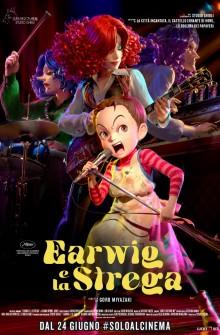 Earwig e la strega (2021) Poster