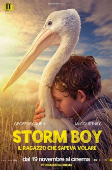 Storm Boy - Il ragazzo che sapeva volare (2020) Poster