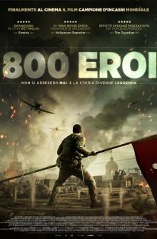 800 Eroi (2021) Poster