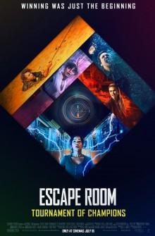 Escape Room 2: Gioco Mortale (2021) Poster