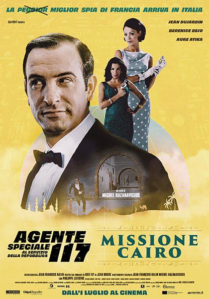 Agente speciale 117 al servizio della Repubblica - Missione Cairo (2006) Poster