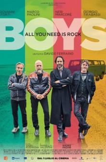 Boys (2020) Poster