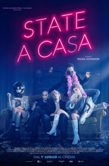 State a casa (2021) Poster
