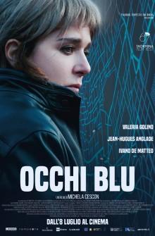 Occhi blu (2021) Poster