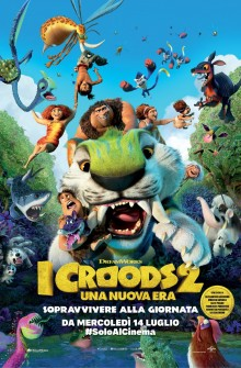 I Croods 2: Una nuova era (2021) Poster