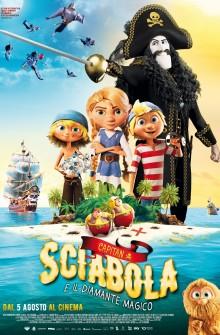 Capitan Sciabola e il diamante magico (2019) Poster