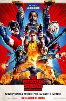 The Suicide Squad - Missione Suicida (2021) Poster