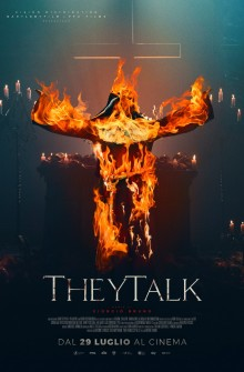 They Talk (2021) Poster