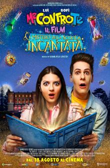 Me Contro Te Il Film - Il Mistero della Scuola Incantata (2021) Poster