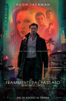 Frammenti dal Passato - Reminiscence (2021) Poster