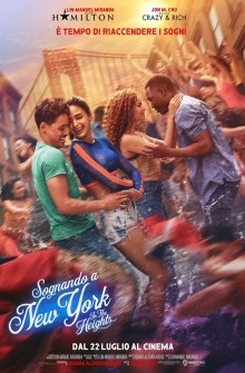 In the Heights - Sognando a New York (2021) Poster