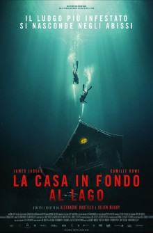 La casa in fondo al lago (2021) Poster