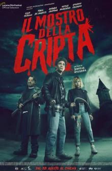 Il mostro della cripta (2021) Poster