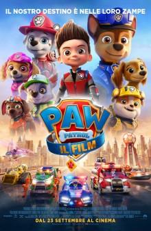 Paw Patrol: Il film (2021) Poster