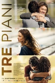 Tre piani (2021) Poster