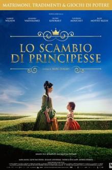 Lo scambio di principesse (2017) Poster