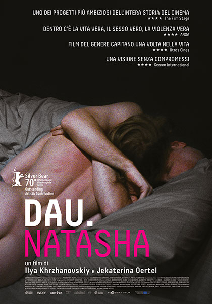DAU. Natasha (2020) Poster