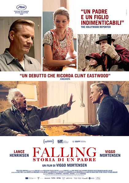 Falling (2020) Poster