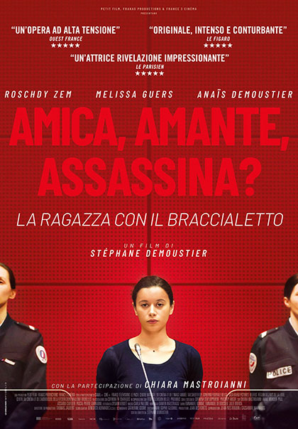 La ragazza con il braccialetto (2019) Poster