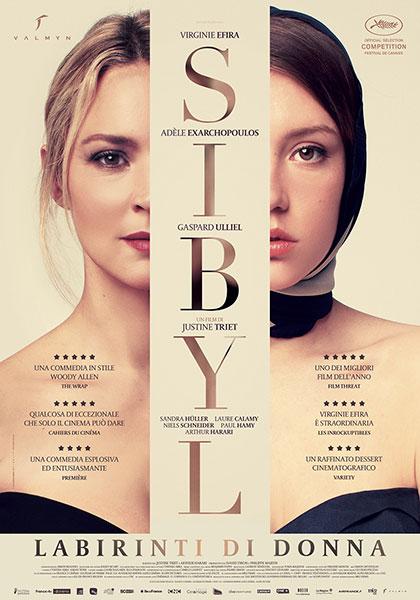 Sibyl - Labirinti di donna (2019) Poster