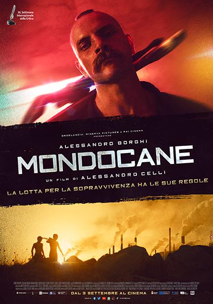 Mondocane (2021) Poster