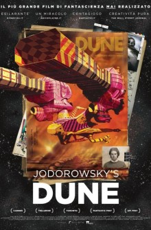 Jodorowsky's Dune (2013) Poster