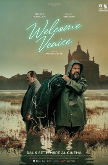 Welcome Venice (2021) Poster