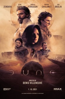 Dune (2020) Poster