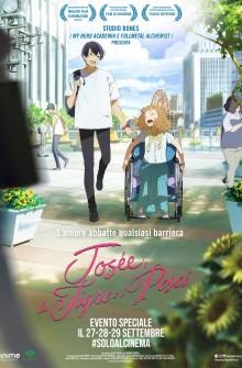 Josée, la Tigre e i Pesci (2021) Poster