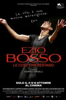 Ezio Bosso. Le cose che restano (2021) Poster
