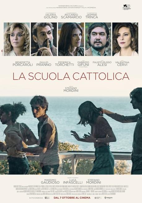 La Scuola cattolica (2021) Poster