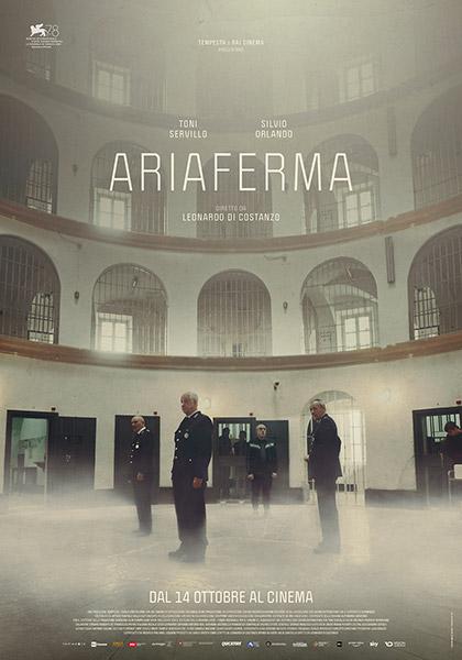Ariaferma (2021) Poster