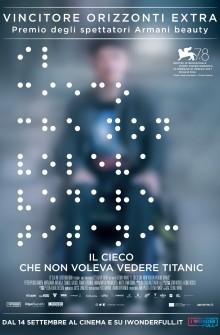 Il cieco che non voleva vedere Titanic (2021) Poster