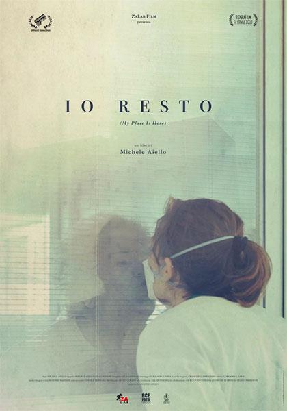 Io resto (2021) Poster