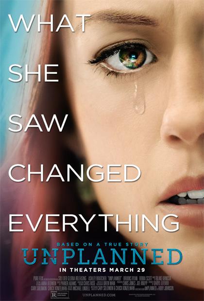 Unplanned - La storia vera di Abby Johnson (2019) Poster