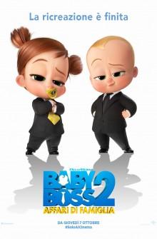 Baby Boss 2 - Affari di Famiglia (2021) Poster