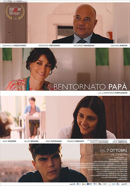 Bentornato Papà (2021) Poster