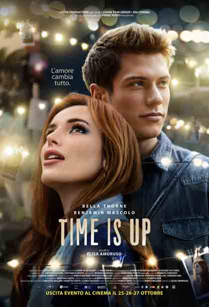 Time is Up (2021) Poster
