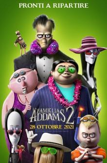 La Famiglia Addams 2 (2021) Poster