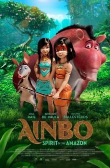 Ainbo - Spirito dell'Amazzonia (2021) Poster