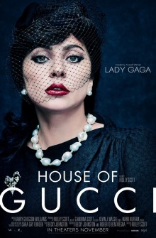 House of Gucci (2021) Poster