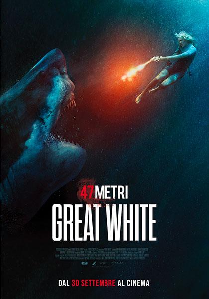 47 Metri: Great White (2021) Poster
